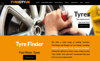 tyrecityuk wordpress site